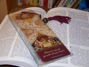 Bookmarked Bible 006